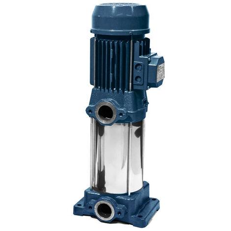 Pompe a eau Ebara CVMA4 0,3 kW jusqu'à 4,8 m3/h triphasé 380V