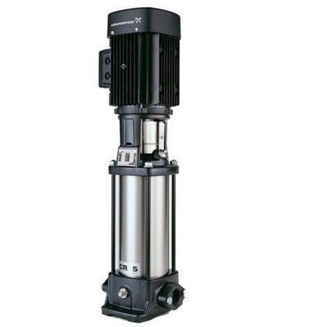 Pompe a eau Grundfos CR5 multicellulaire de 0 à 8 m3/h triphasé 380V