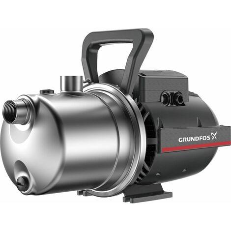 Pompe a eau Grundfos JP447 0,85 kW jusqu'à 4,5 m3/h monophasé 220V