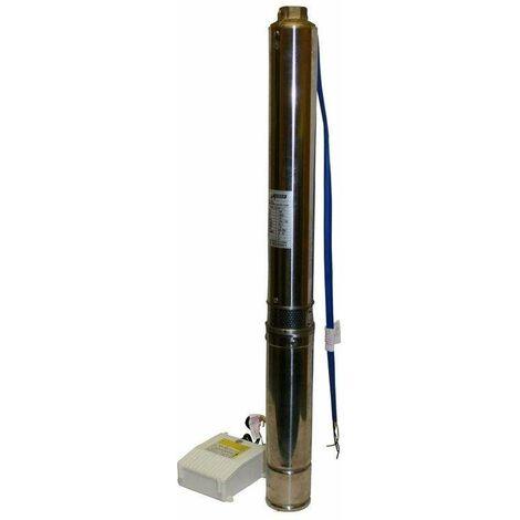 Ultra Varan Motors - 4STM3-13 Pompe à eau immergée pour puits profond ou EB-84
