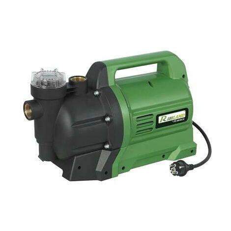 Pompe à eau Jet inox 1300 W - 4.8 bars