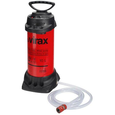 Pompe à eau manuelle 10L VIRAX pour carotteuse - 50049
