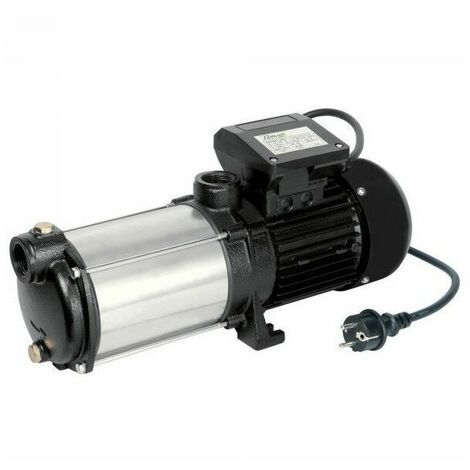 Pompe à eau multicellulaire auto-amorçante 1450 W - 5,5 bars