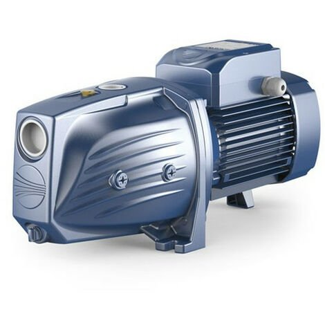 Pompe a eau Pedrollo JSW3CH 1,10 kW jusqu'à 4,8 m3/h triphasé 380V