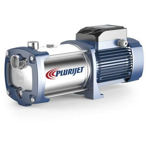 Pompe a eau Pedrollo PLURIJETM3200X 1,10 kW jusqu'à 12 m3/h monophasé 220V