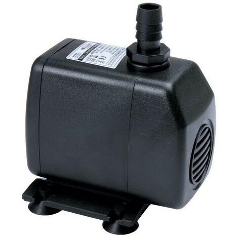 Pompe à eau pour aquarium 690 l/h de débit pour aquarium eau douce et marin