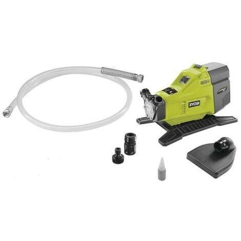 Pompe à eau RYOBI 18V OnePlus - 1500 L/H - Sans batterie ni chargeur - R18TP-0