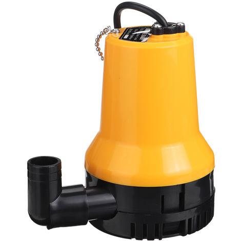 Pompe à eau solaire aquarium 50W 4500L/H 5m Irrigation Submersible