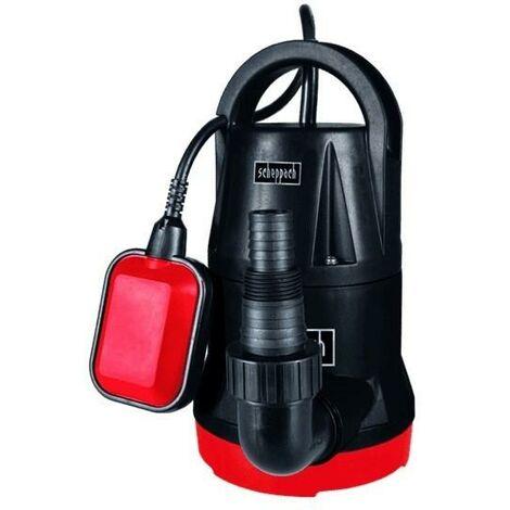 Pompe à eau submersible 250W SPB250 SCHEPPACH - 5909506901