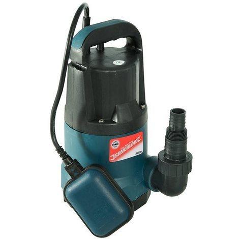 Pompe à eaux submersible 150 L/min 400W SILVERLINE 262231