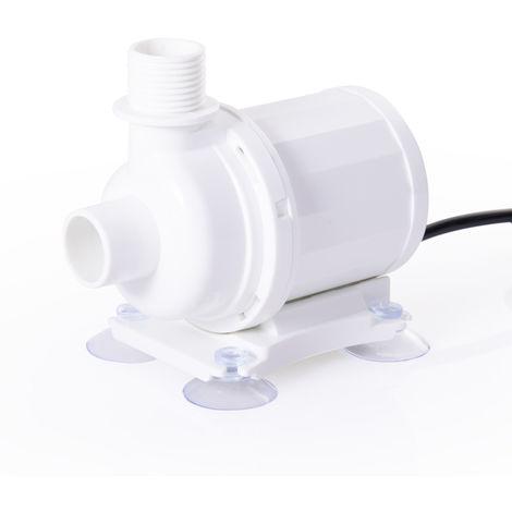 Pompe A Eau Submersible Sans Brosse De Cc 1000L / H, Pour Le Systeme De Refroidissement