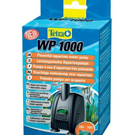 Pompe à eau Tetra WP pour aquarium Modèle WP 1000