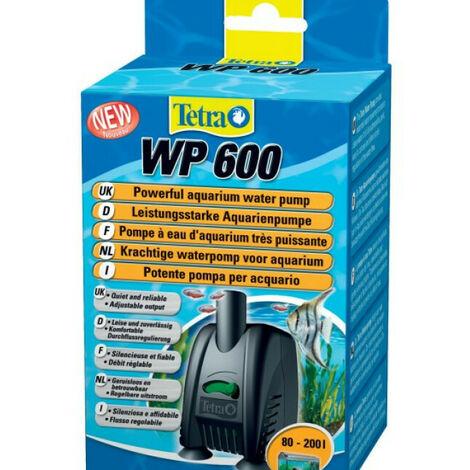 Pompe à eau Tetra WP pour aquarium Modèle WP 600