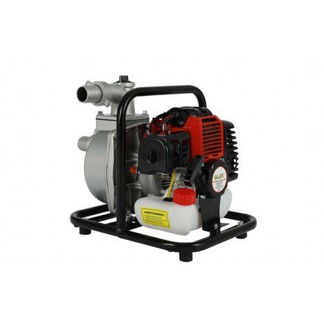 Pompe à eau thermique 52 cm3 - 2 temps euro 5- 15 m³/heure -
