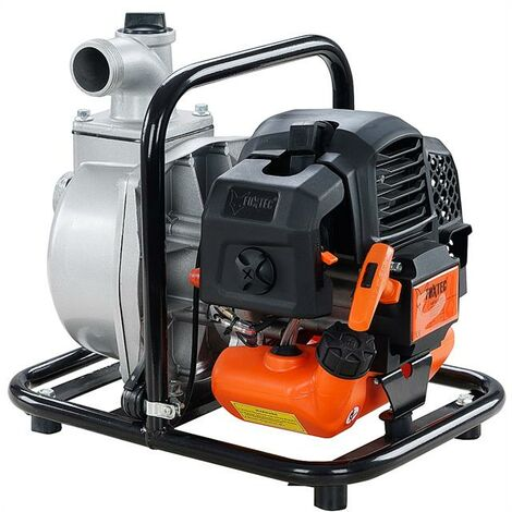 Pompe à eau thermique FUXTEC FX-WP143 - 42 cm³ - 8 m³/heure