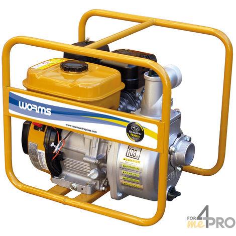 Pompe à Eaux peu chargées Essence - TP 36 EX - 520L/min - Worms IMER - 200004020