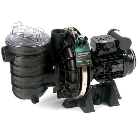 pompe à filtration 0.5 cv 8.5m3/h triphasé - 5p2rc3 - sta rite
