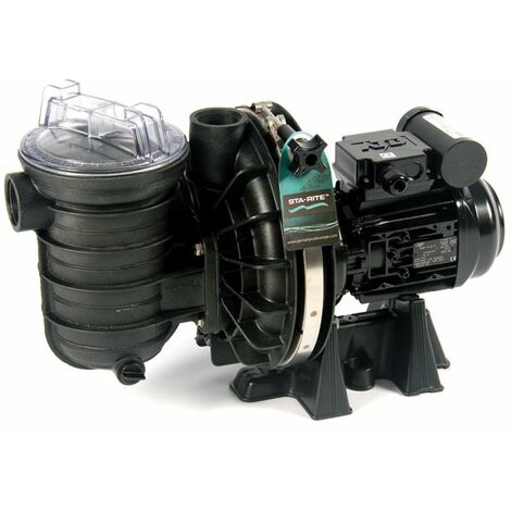 pompe à filtration 0.75 cv 12m3/h mono - 5p2rd1 - sta rite
