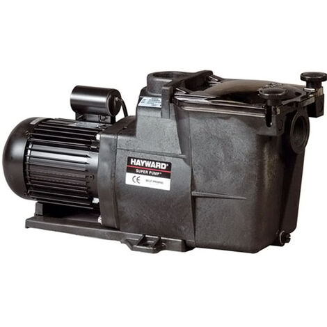 pompe à filtration 1 cv, 15.5 m3/h mono 2 - sp2611xe161 - hayward