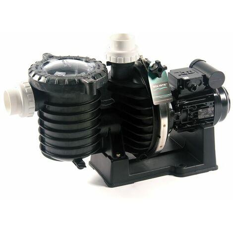 pompe à filtration 1cv 18m3/h mono - 5p6re1 - sta rite