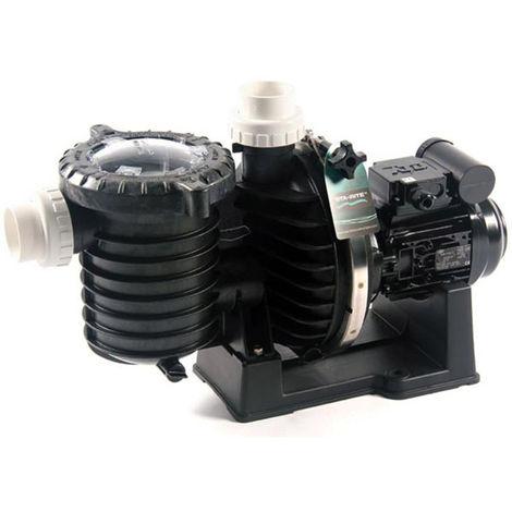 pompe à filtration 2 cv 27m3/h triphasé eau de mer - sw5p6rg-3 - sta rite