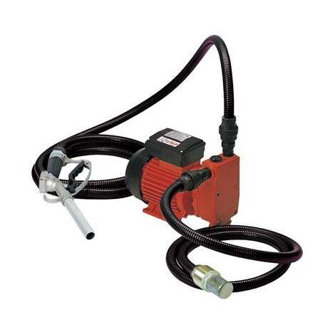 Pompe à gasoil - fioul - mazout - auto amorcante 800W 46 l/min