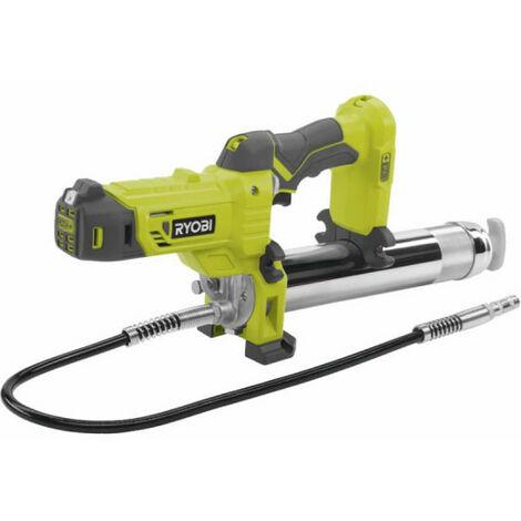 Pompe à graisse RYOBI 18V Sans batterie ni chargeur R18GG-0