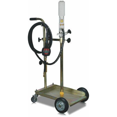 Pompe à huile pneumatique mobile MW-Tools OP603