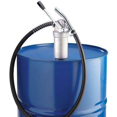 Pompe à piston - pour huile et gasoil - débit 0,25 l/pompage
