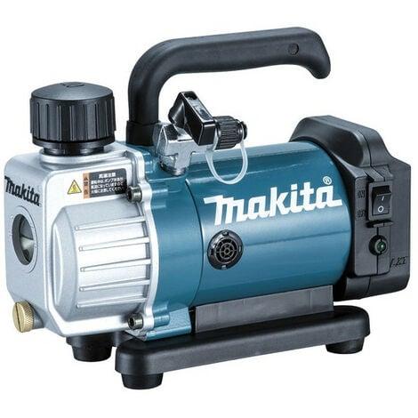 Pompe a vide 18 V Li-Ion 5 Ah 50 l min 20 Pa (150 microns) (1 batterie) MAKITA DVP180RT