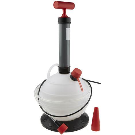 Pompe à vide d'extraction d'huile RS PRO, en Plastique, 5.5L