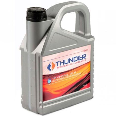 Pompe à vide d'huile minérale de Thunder Hk R410A