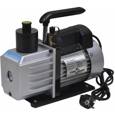 Pompe à vide double étage 50 litres / min systèmes frigorifiques, machines d'impression, appareils médicaux