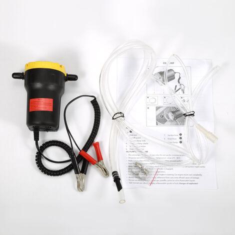 Pompe aspirante d'huile 12 V Pompe d'aspiration diesel Pompe vidange d' huile