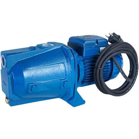 Pompe auto amorçante série JET 230V 0.75kW / 1cv avec 3m de câble