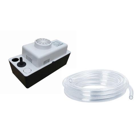 Pompe automatique de relevage de condensat 6M +tuyau