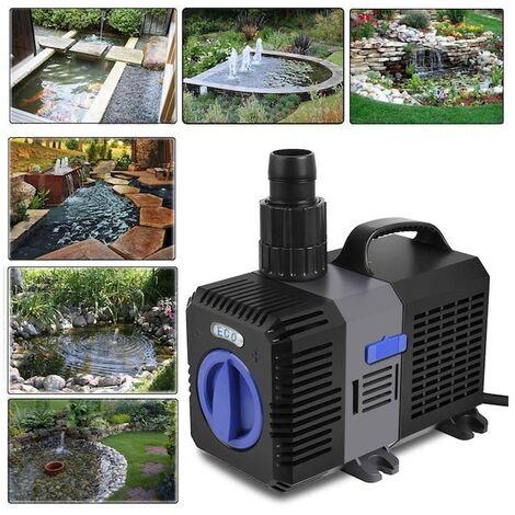 Pompe bassin de jardin de 3 m3 HYPER ECO 3000 l/h 10W