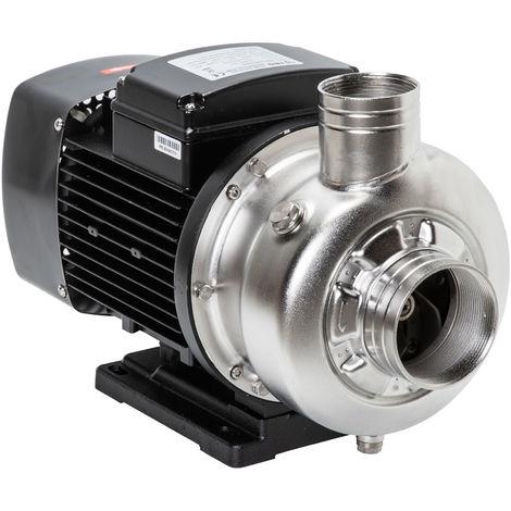 Pompe centrifuge PMC3000 INOX 3000W 400V 930 L/min eaux chargées