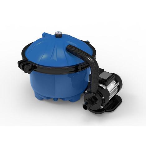 Pompe Combo S2 (pompe+cuve+Aqualoon) 12m3