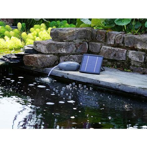 Pompe D Aeration De Bassin Air Solar 100 Outdoor 120l H Ol1351374
