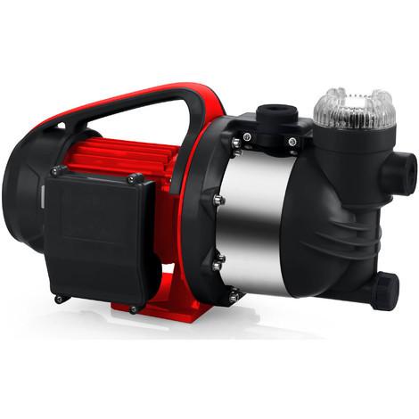 Pompe d'arrosage Inox 1100W - Master Pumps