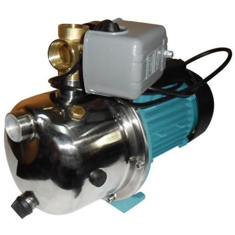 Pompe d'arrosage POMPE DE JARDIN pour puits 1100 W 60l/min avec interrupteur, nanomètre