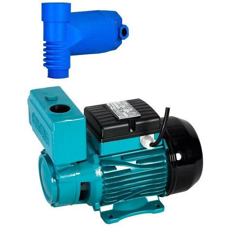 Pompe d'arrosage POMPE DE JARDIN pour puits 250 W 35l/min pompe à eau de surface, unité de contrôle PROTON