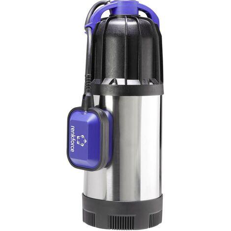 Pompe darrosage submersible Renkforce 1519501 6500 l/h 30 m 1 pc(s)