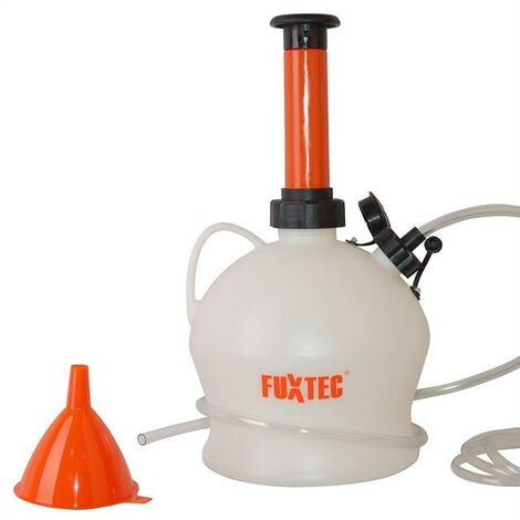 Pompe d'aspiration FUXTEC FX-AP4L - 4 litres