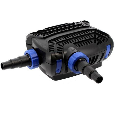 Pompe de bassin 80 W - Débit max 10000 litres/heure