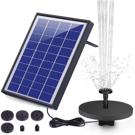 Pompe de bassin solaire améliorée pour fontaine solaire