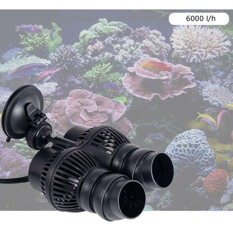 """main image of """"Pompe De Brassage Pour Aquariums , 6000 l/h, Avec Attache VENTOUSE"""""""