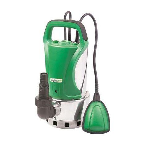 Pompe de cave - pompe de relevage Pro inox 1100 W