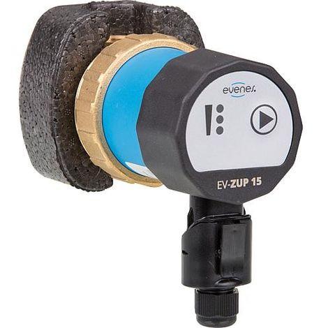 """Pompe de circulateur sanitaire EVENES EV-ZUP 15, DN15 (1/2""""), 230V"""